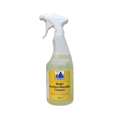 Multi Surface Biocidal Cleaner