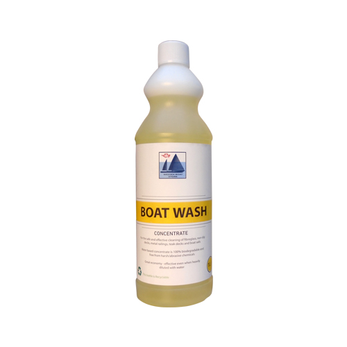 Boat Wash Concentrate