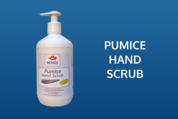 Pumice Hand Scrub