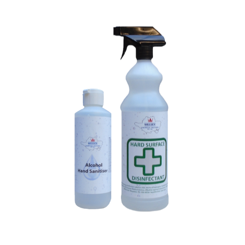 sanitiser and disinfectant